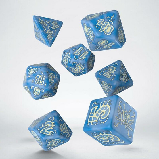 Starfinder Attack of the Swarm! Dice Set